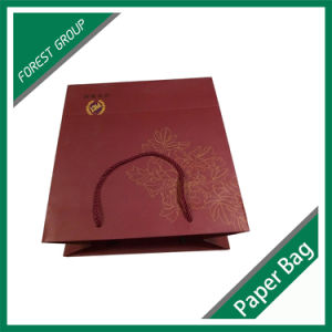 Top Sale Custom Logo Paper Bag pictures & photos