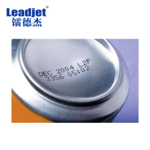 Leadjet Automatic Batch Code Touch-Screen Cij Inkjet Date Printer pictures & photos