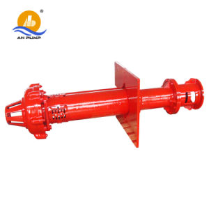 Industry Centrifugal Vertical Coal Washing Submersible Slurry Pump pictures & photos