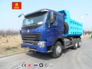 Sinotruk HOWO 4X2 Heavy Duty Stake Cargo Truck pictures & photos