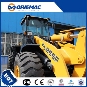 Chinese Foton Lovol 6ton Wheel Loader FL966f Price pictures & photos