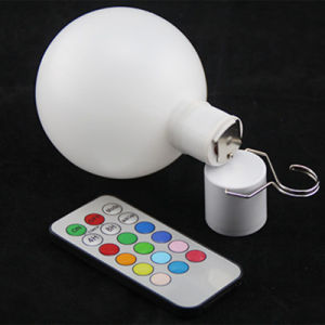 LED Christmas Ornaments Handpainted Plastic Ball pictures & photos