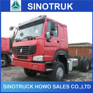HOWO 6*4 Chassis Trailer Tractor Truck Head pictures & photos