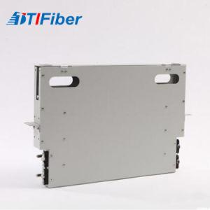 12port Rak Mounted Fiber Optic Distribution Box / ODF Unit Box pictures & photos