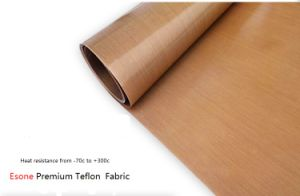 PTFE Teflon Sheet for Heat Press Transfer Machine pictures & photos