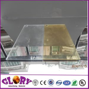 PMMA Acrylic Mirror Sheet for Laser Carving and Wall Decoration pictures & photos