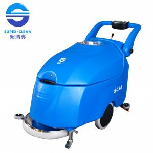 Multifunctional Cable or Battery Walk Behind Floor Scrubber Dryer pictures & photos