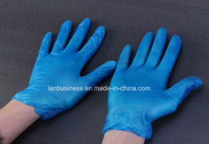Disposable Cleaning Gloves/PE Gloves/Plastic Gloves pictures & photos