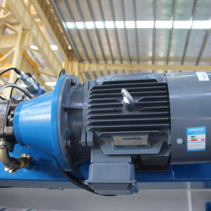 80ton 2500mm Hydraulic Nc Press Brake for Sale pictures & photos