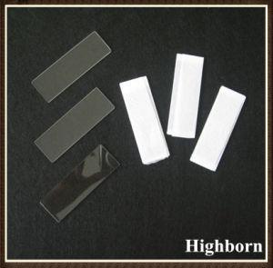 Clear Fire Polish Quartz Object Slide pictures & photos