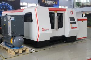 CNC Fiber Laser Cutting Machine Manufacturer Price pictures & photos