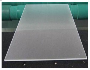 Tempered Ultra Clear Textured Solar Glass with Anti Reflective Coating pictures & photos