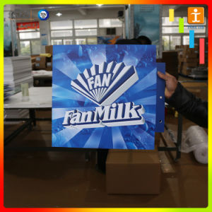 A Shape Poster Board for Promotion (TJ-S002) pictures & photos