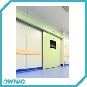 Automatic Hermetic Sliding Door with Dunker Motor for Hospital Ot Room pictures & photos