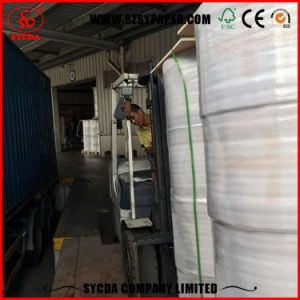 Fast Deliver Sufficient Stock Paper Jumbo Roll in Shenzhen pictures & photos