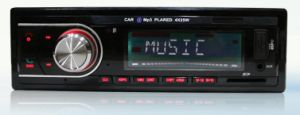 1 DIN Car MP3 Player with Bluetooth pictures & photos