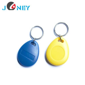 Hot Sell Colorful 125kHz Tag RFID Access Control Keyfob pictures & photos
