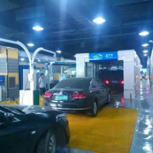 Best Selling Tunnel Car Washer Automatic Car Wash Equipment System pictures & photos