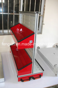 Fire Protection Equipment Silver Aluminum Rolling Shutters pictures & photos