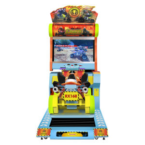 Crazy Speed Car Exciting Racing Machines Simulator Game Machines pictures & photos