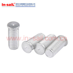 DIN928 Square Weld Nut Without Flange pictures & photos