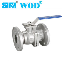 Ss304 ISO Flange Ball Valves pictures & photos