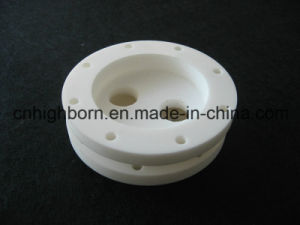 99.5% Alumina Ceramic Bottom Base pictures & photos