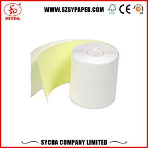 63G NCR Carbonless Cash Register Paper Rolls pictures & photos