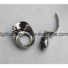 Zinc Bend Pipe/Furniture Part/Furniture Decoration/Zinc Part/Zinc Casting/Furniture Metal/ pictures & photos