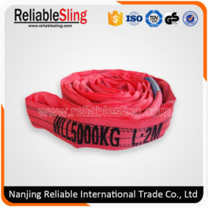 5t 100% Polyester Round Sling Ce Approved pictures & photos