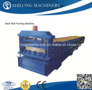Fully Automatic Trapezoidal Corrugated Roofing Tile Profile Sheet Roll Forming Machine pictures & photos
