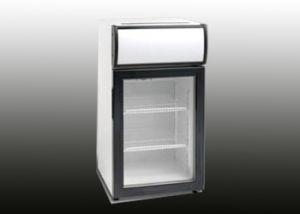 Glass Door Table Top Mini Refrigerator pictures & photos
