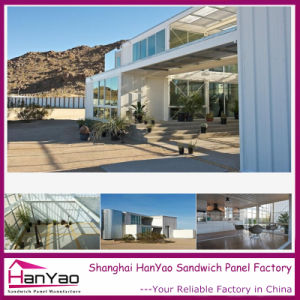 2015 Factory Supply Luxury Steel Structure Modular Conatiner House pictures & photos