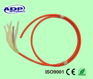 G652D Sm or 50/125 mm Simplex or Duplex LC Sc St FC APC Mu MTRJ Connector Pigtails Fiber Patch Cord pictures & photos