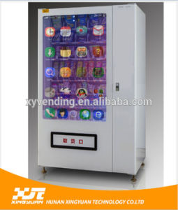 Transparent Screen Vending Machine for Cardboard Package pictures & photos