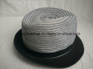 90% Paper 10%Polyester with Gentleman Style Fedora Hats pictures & photos