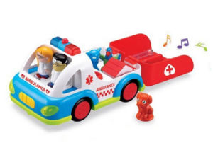 Baby Product Pet Ambulance Toy (H0037149) pictures & photos