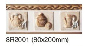 Ceramic Wall Tiles Decoration Borders (8R2001) pictures & photos