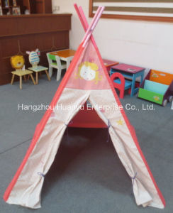 Factory Supply Canvas Kids Princess Tent pictures & photos