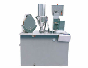 CGN Semi-Automatic Capsule Filling Machine pictures & photos