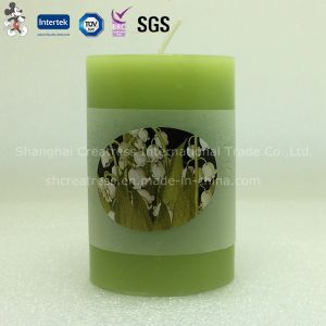 Green Tea Fragrance Art Candles pictures & photos