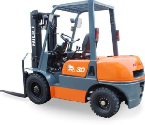 3ton Forklift\Forklift\Diesel Forklift\Forklift Truck\Automatic Transmission Forklift pictures & photos
