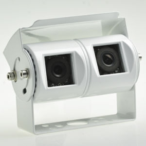 Waterproof Rear View Camera with Dual Lens pictures & photos