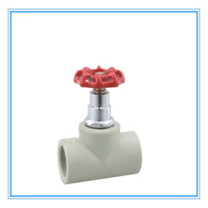 Stop Valve/Gate Valve for PPR Fittigns pictures & photos