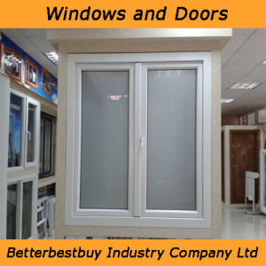 White Color UPVC Window Used in Hot Weather pictures & photos