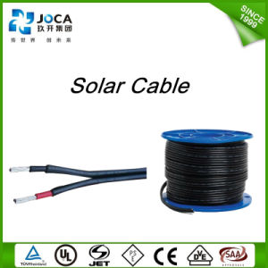 XLPE Insulated Solar Cable 4AWG /6AWG/ 8AWG/ 10AWG/ 12AWG/ 14AWG pictures & photos