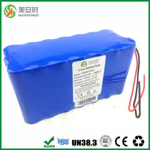Portable 11.1V 3s7p Battery Pack