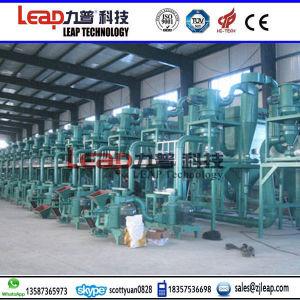 Superfine Graphite Spheroidization Hammer Mill pictures & photos