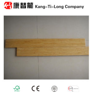 Strand Woven Bamboo Flooring with T&G System