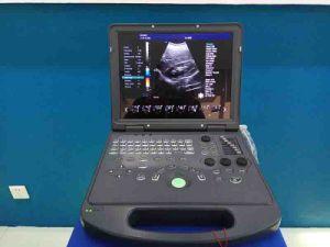 Portable Color Doppler Laptop Ultrasound, Dw-C60 Ultrasonic Machine pictures & photos